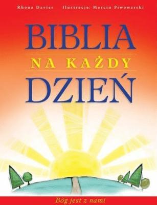 Biblia na każdy dzień - DaviesRhona - Książki Religioznawstwo, nauki teologiczne