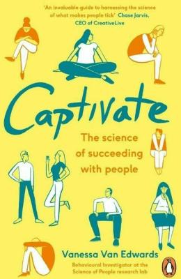 Captivate - vanEdwardsVanessa - Książki Książki obcojęzyczne