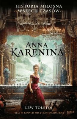 Anna Karenina - TołstojLew - Książki Literatura obyczajowa, erotyczna