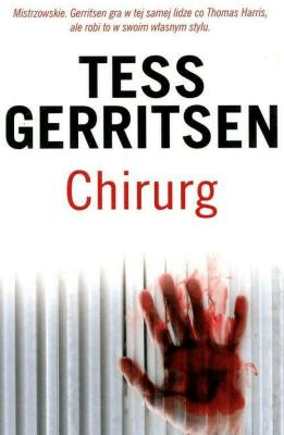 Chirurg - GerritsenTess - Książki Kryminał, sensacja, thriller