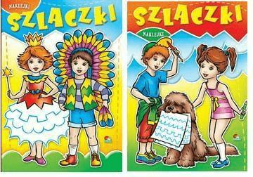 (020) Szlaczki MIX - praca zbiorowa - Książki Książki dla dzieci