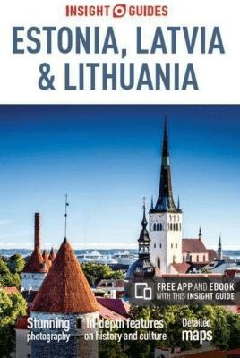 Insight Guides. Estonia, Latvia & Lithuania - Opracowaniezbiorowe - Książki Książki obcojęzyczne