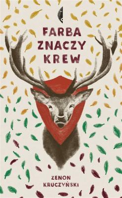 Farba znaczy krew - KruczyńskiZenon - Książki Reportaż, literatura faktu