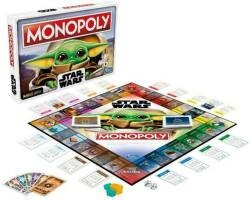 MONOPOLY Star Wars Mandalorian The Child F2013 HASBRO