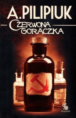 Czerwona gorączka - PilipiukAndrzej - Książki Fantasy, science fiction, horror