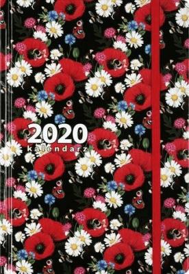 Kalendarz 2020 KK-A5TLF Tygodniowy Foto LUX MIX - Avanti - Książki Kalendarze, gadżety i akcesoria