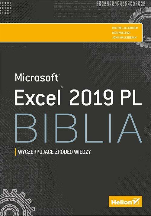 Microsoft Excel 2019 PL. Biblia