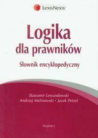 Logika dla prawników Słownik encyklopedyczny
