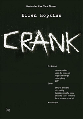 Crank - HopkinsEllen - Książki Książki obcojęzyczne