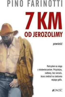 7 km od Jerozolimy BR w.2015 - FarinotiiPino - Książki Kryminał, sensacja, thriller