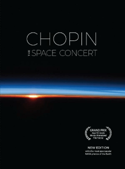 Chopin. The Space Concert DVD + CD.