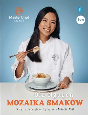 Mozaika smaków - NguyenOla - Książki Kuchnia, potrawy