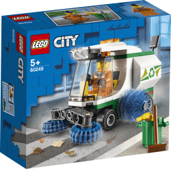 LEGO® City. Great Vehicles. Zamiatarka. 60249.