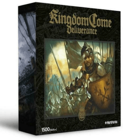 Puzzle Kingdome come: Deliverance - Henry 1500