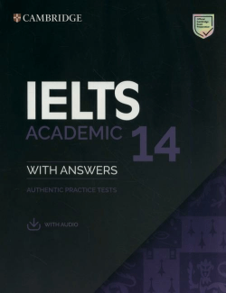 IELTS 14 Academic Authentic Practice Tests with answers