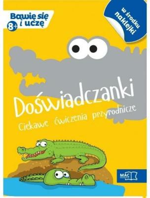 Bawię się i uczę. Ośmiolatek Doświadczanki - Opracowaniezbiorowe - Książki Podręczniki do szkół podst. i średnich