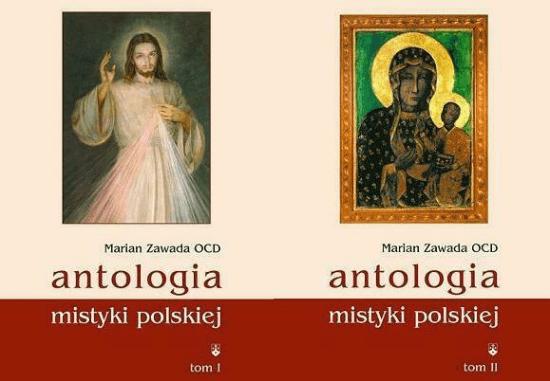 Antologia mistyki polskiej t.1/2 - ZawadaMarian - Książki Religioznawstwo, nauki teologiczne