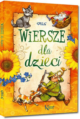 Wiersze Dla Dzieci Opracowanie Zbiorowe Książki Książki