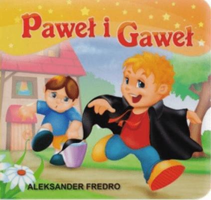 Klasyka Wierszyka Paweł I Gaweł W2012 Liwona Fredro