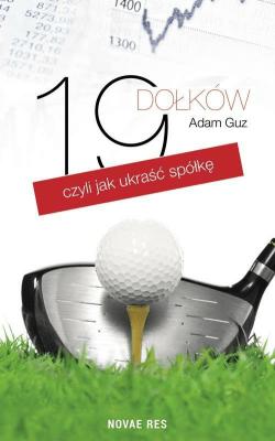 19 dołków - GuzAdam - Książki Poradniki i albumy
