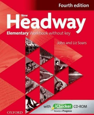 Headway 4E NEW Elementary WB (iChecker) OXFORD - SoarsLiz - Książki Książki obcojęzyczne