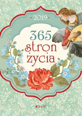 365 stron życia 2019 - praca zbiorowa - Książki Religioznawstwo, nauki teologiczne