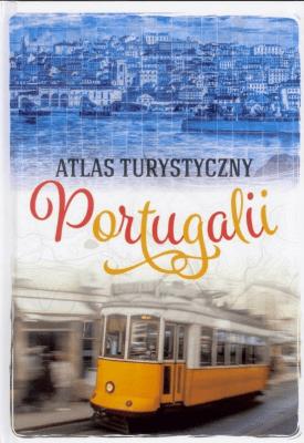 Atlas turystyczny Portugalii - ZralekPeter - Książki Mapy, przewodniki, książki podróżnicze