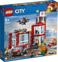 LEGO® City. Remiza strażacka. 60215.