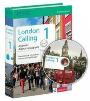 Angielski dla początkujących. London Calling 1 - Opracowaniezbiorowe - Książki Książki do nauki języka obcego