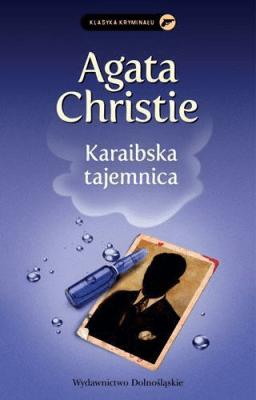 Karaibska tajemnica - ChristieAgatha - Książki Kryminał, sensacja, thriller