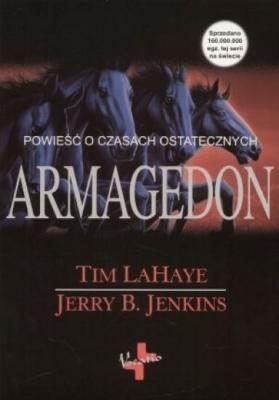 Armagedon - Opracowaniezbiorowe - Książki Fantasy, science fiction, horror