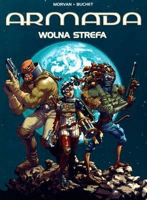 Armada T.12 Wolna strefa - MorvanJeanDavid - Książki Komiksy