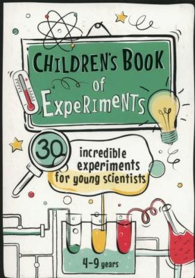 Children's Book of Experiments - WasilewskiJarosław - Książki Książki obcojęzyczne