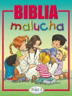 Biblia malucha - OlesenCecilie - Książki Religioznawstwo, nauki teologiczne