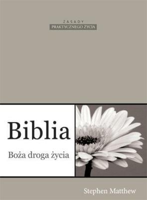 Biblia Boża droga życia - Stephen Matthew - Książki Religioznawstwo, nauki teologiczne