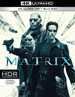 Matrix (3 Blu-ray) 4K