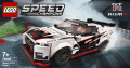 Speed Champions - LEGO® Speed Champions. Nissan GT-R NISMO. 76896.
