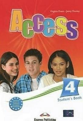 Access 4 SB EXPRESS PUBLISHING - praca zbiorowa - Książki Podręczniki do szkół podst. i średnich