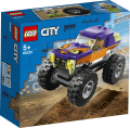 LEGO® City. Great Vehicles. Monster truck. 60251.