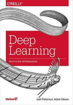 Deep Learning. Praktyczne wprowadzenie - PattersonJosh, GibsonAdam - Książki Książki obcojęzyczne