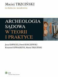 Archeologia sądowa w teorii i praktyce - TrzcińskiMaciej, KaweckiJerzy, KonczewskiPaweł, SzwagrzykKrzysztof - Książki Prawo, administracja
