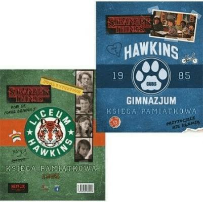 Księga pamiątkowa Gimnazjum/Liceum Hawkins 1985 - GilbertMatthewJ. - Książki Książki dla młodzieży