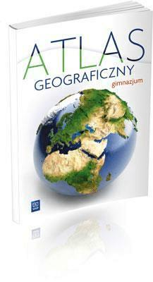 Atlas GIM Geograficzny WSIP - praca zbiorowa - Książki Podręczniki do szkół podst. i średnich