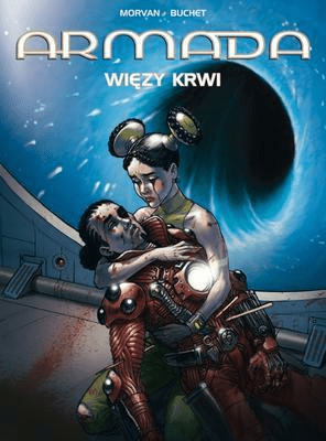 Armada T.16 Więzy krwi - Morvan Jean David - Książki Fantasy, science fiction, horror