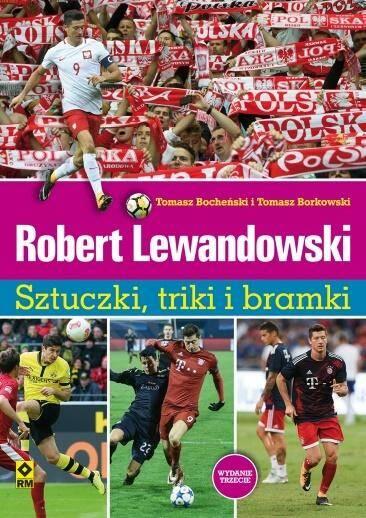 Robert Lewandowski Sztuczki, triki... wyd. 2019