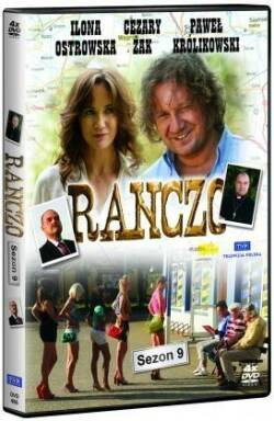 Ranczo. Sezon 9 (4 DVD)