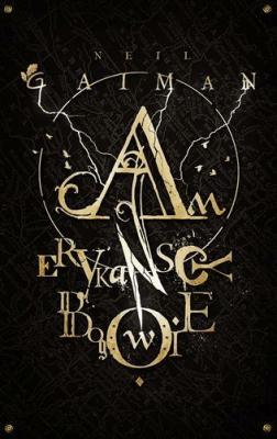 Amerykańscy bogowie - GaimanNeil - Książki Fantasy, science fiction, horror