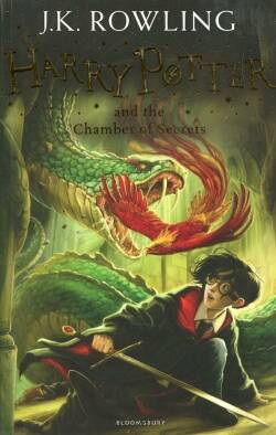 Harry Potter and the Chamber of Secrets. Tom 2.