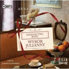 Wybór Julianny audiobook