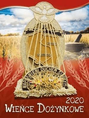 Kalendarz 2020 Ścienny Wieńce dożynkowe - Wydawnictwo Duszpasterstwa Rolników - Książki Kalendarze, gadżety i akcesoria